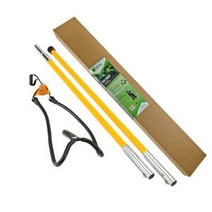 Big Shot Standard Kit With Two 4 Ft Poles And Big Shot Head And Box