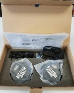 Cisco Cp 7936 mic kit 74 3428 02 2805 07155 603 7936 Ip Ex mics kit Open Box