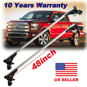 Aluminum Car Top Luggage Roof Rack Cross Bar Carrier For Ford F150 2016 2015 11