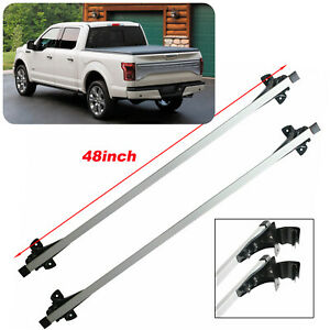 48 Car Top Roof Rack Carrier Window Frame Clamp For Ford F150 Dodge Ram 3500