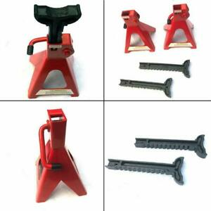 Portable 2 Ton Jack Stands Travel Off Road Cars Tire Repair Lift Tools Speed