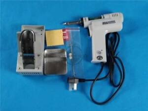 New Electric Vacuum Desoldering Pump Solder Sucker Gun S 993a 110v 100w