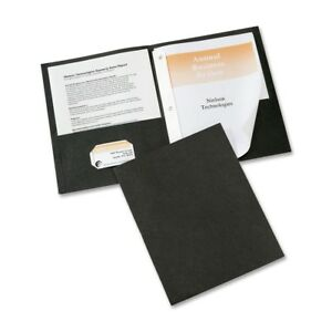 Avery Two Pocket Folder With Fastener Letter 8 50 X 11 20 Sheet Capacity