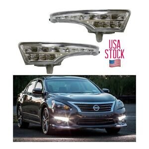 Led Daytime Running Light With Turn Signal For Nissan Altima 2013 2014 2015