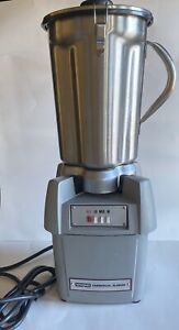 Waring Commercial Heavy Duty 3 Speed Professional Blender 3 1 4 Hp Model 34bl22