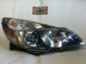 2013 2014 Subaru Outback Legacy Headlight Oem Right