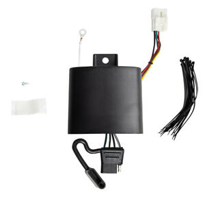 Trailer Light Wiring Harness Kit For 19 20 Subaru Ascent Direct Plug Play