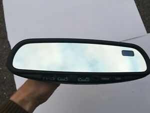 Gentex Compass Homelink Auto Dimming Rear View Mirror 015633
