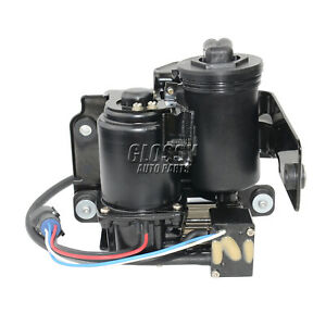 Air Compressor Active Suspension For 2007 2013 Lincoln Navigator ford Expedition