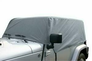 2007 2018 Jeep Wrangler Jk Breathable Waterproof Cab Cover 2 Dr