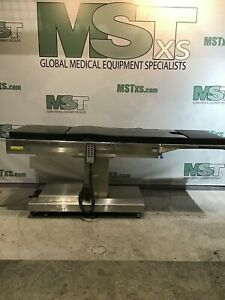 Skytron 3100 Or Table Medical Healthcare Surgery Surgical Operation Table