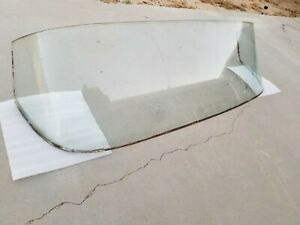 1955 1956 Ford Mercury 2 4 Dr Sedan Rear Window Pick Up Only No Shipping