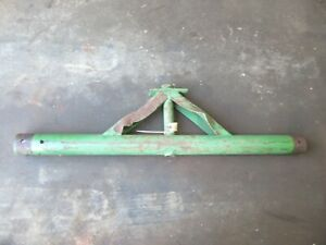 John Deere Mt Wide Front Axle Tube Rare Am1379t