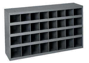 9 Durham Deep Sloped Parts Storage Bin With 32 Openings 344 95