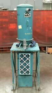 Whitlock Dust Collector 2 1 2 Bottom Outlet 2 1 4 Top Inlet