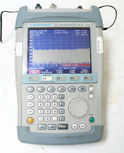 Rohde And Schwarz Fsh6 100khz 6ghz Spectrum Analyzer