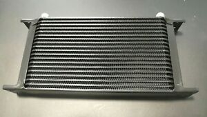 Universal Mocal Style 19 Row Engine Transmission 8 an An8 Oil Cooler