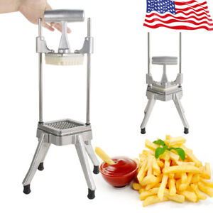 Vegetable Fruit Dicer Onion Tomato Slicer Chopper Restaurant Commercial Us Stock
