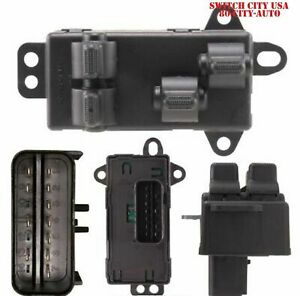 Oem Town Country Master Driver Left Power Window Switch Auto Express 4685732ac