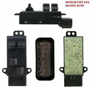 Oem Town Country Voyager Grand Caravan Driver Master Power Window Switch