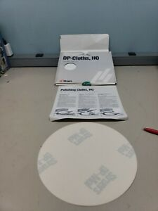 1 Struers Dp cloths Hq 200 Mm Dp mol New X 1 Materialographic Polishing Cloth