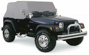1976 2006 Jeep Wrangler Breathable Waterproof Cab Cover Yj Tj Cj 7 76 06