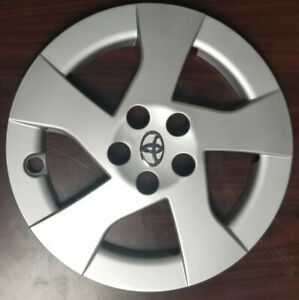 1 61156 New Hubcap Wheel Cover Fits For Toyota Prius 2010 2011 2012 Hub Cap