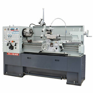 Pm 1440tl 14x40 Ultra Precision Taiwan Heavy Duty Metal Lathe Free Shipping