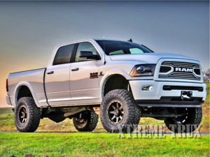 Paintable Black 10 19 Dodge Ram 2500 3500 Oe Fender Flares No Drill