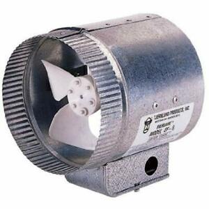 Ef 6 Ventilation Fans Duct Booster Fan 6 quot Ducting Components Industrial