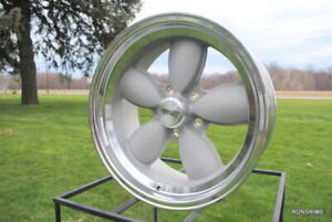 1 17x9 Vn504 American Racing 200s Daisy Chevy Gm Buick 5 On 4 75 Bp