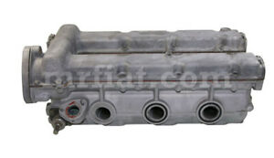 Fiat Dino 2400 Complete Cylinder Head Bank 1 3 New