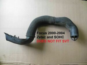 Ford Focus Air Duct Intake Tube Oem Cleaner Pipe 00 01 02 03 04 Dohc 2 0