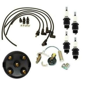 Distributor Ignition Tune up Kit For Farmall H Super H Tractor Ih