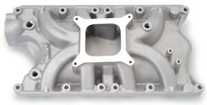 Edelbrock 5081 Torker Ii Intake Manifold Fits 1969 And Later Ford 351w