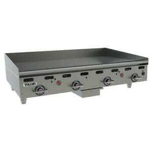Vulcan Msa48 48 In Countertop Gas Griddle