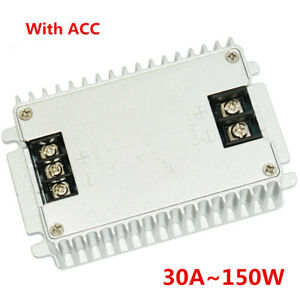 Led Advertising Screen Power 12v 24v To 5v 30a Dc Power Converter With Acc