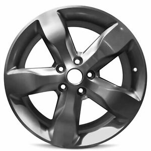 Aluminum Alloy Wheel Rim 20 Inch Fits 2011 2013 Jeep Grand Cheroke 5 Lug 127mm