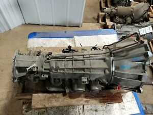 2004 Ford Ranger Automatic Transmission Assembly 85 035 Miles 4 0 5r55e 5 Speed