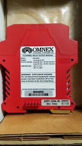 Omnex Ds odk8 8 Channel 70ma Output Module Assy 2244 01