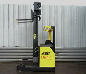 Hyster R1 6h 8500mm Lift Used Reach Forklift Truck 2054