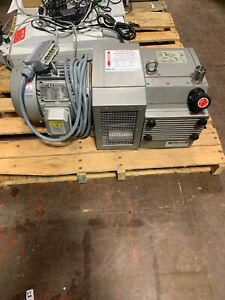 Becker Kvt3 60 Oil less Rotary Vane Vacuum Pump 230 460v