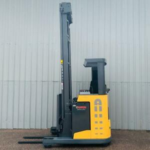 Atlet Uns16 Used Reach Forklift Truck 2381