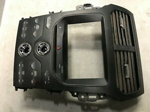 Warranty 2013 13 Ford Explorer Climate Radio Control Panel Db5t 18a802 ef Oem