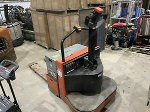 Hmx 65 Electric Pallet Jack 24 Volts 6500 Pound Capacity