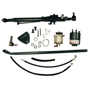 New Power Steering Conversion Kit Fits Ford Fits New Holland 5000