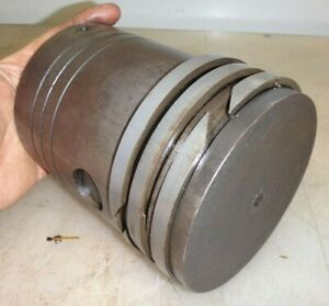 Piston For 5hp To 6hp Hercules Economy Hit Miss Gas Engine Very Nice