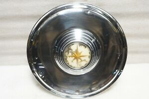 1957 Lincoln Premier Wheel Cover Used Rg8