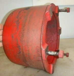 12 Pulley For 2 1 2hp To 12hp Hercules Economy Jeager Hit Miss Gas Engine