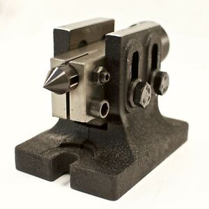 Vertex Ts 1 Tail Stock Accessories For Rotary Table For hv 4 hv 6 bs 0